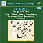 Gershwin: Porgy and Bess (CD)