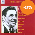 Produktbilde for Tito Schipa Edition, Vol 2 - The Complete Recordings 1924-25, Vol 2 (CD)