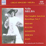 Melba - The Complete American Recordings, Vol 2 (CD)