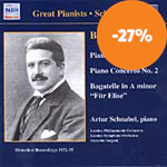 Beethoven: Piano Concertos Nos. 1 and 2; Bagatelle, 'Für Elise' (CD)