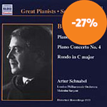 Beethoven: Piano Concertos Nos. 3 & 4; Rondo No. 1 (CD)