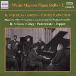 Welte-Mignon Piano Rolls, Vol 2 (CD)