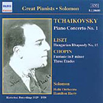 Tchaikovsky: Concerto for Piano and Orchestra No 1; Chopin/Liszt: Piano Wor (CD)