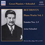 Beethoven: Piano Works, Vol 1 (CD)