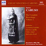 Enrico Caruso, Volume 2 (CD)