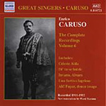 Caruso - Complete Recordings, Vol. 6 (CD)