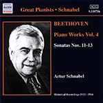 Beethoven: Piano Works Vol 4 (CD)