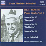 Beethoven: Piano Works, Vol 6 (CD)