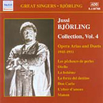 Jussi Björling - Collection, Vol 4 (CD)