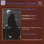 Beethoven: Symphonies Nos. 5 and 7 (CD)
