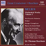 Delius: Orchestral Works, Volume 1 (CD)