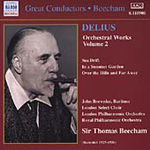 Delius - Orchestral Works, Vol. 2 (CD)