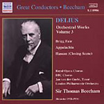 Delius: Orchestral Works Vol 3 (CD)