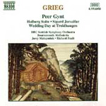 Grieg: Orchestral Music (CD)