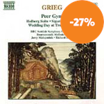Produktbilde for Grieg: Orchestral Music (CD)