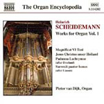 Scheidermann: Organ Works, Vol 1 (CD)