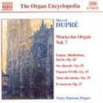 Dupré: Organ Works, Vol 7 (CD)