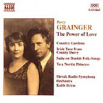 Grainger: The Power of Love (CD)