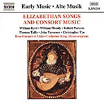 Elizabethan Songs & Consort Music (CD)