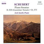 Schubert: Piano Sonatas D 850 & D 575 (CD)