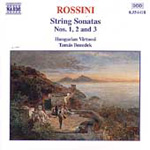 Rossini: String Sonatas Nos 1-3 (CD)