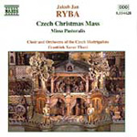Ryba: Czech Christmas Mass; Missa pastoralis (CD)
