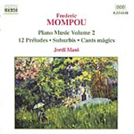 Mompou: Piano Music Vol 2 (CD)