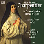 Charpentier, M-A: Sacred Music, Vol 4 (CD)