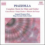 Piazzolla: Music for Flute & Guitar (CD)