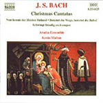 Bach: Christmas Cantatas (CD)