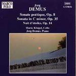 Demus: Works for Cello & Piano (CD)