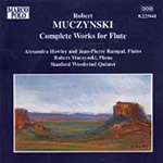 Muczynski: Complete Works for Flute (CD)