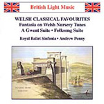 Welsh Classical Favourites (CD)