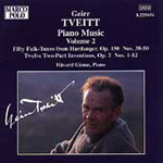 Tveitt: Piano Works, Vol. 2 (CD)