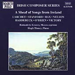 A Sheaf of Songs from Ireland (CD)