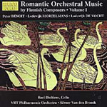 Romantic Orchestral Works by Flemish Composers, Vol 1 (CD)