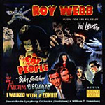 Webb: Music for the Films of Val Lewton (CD)