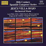 Villa-Rojo: Orchestral Works (CD)
