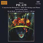 Pilati: Works for Orchestra (CD)