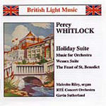 Whitlock: Orchestral Light Music (CD)
