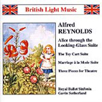 Reynolds: Alice Through the Looking-Glass Suite (CD)