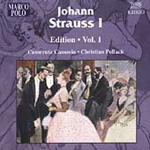 Strauss, J: Orchestral Works Vol 1 (CD)