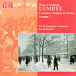 Lumbye: Complete Orchestral Works Vol 7 (CD)