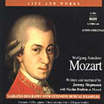 Mozart: Life and Works (CD)