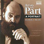 Produktbilde for Arvo Pärt - A Portrait (CD)