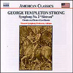 Templeton Strong: Symphony No 2; Chorale on a theme of Hans Leo Hassler (CD)