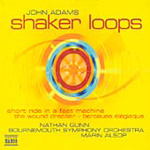 Adams: Shaker Loops (CD)