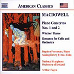 Macdowell: Piano Concertos Nos 1 & 2 etc (CD)