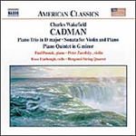 Cadman - Chamber Works (CD)