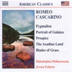 Cascarino: Orchestral Works (CD)